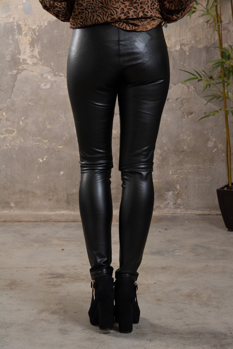Blanka-Fejkskinn-leggings---VS18013-1-1---Svart-bak