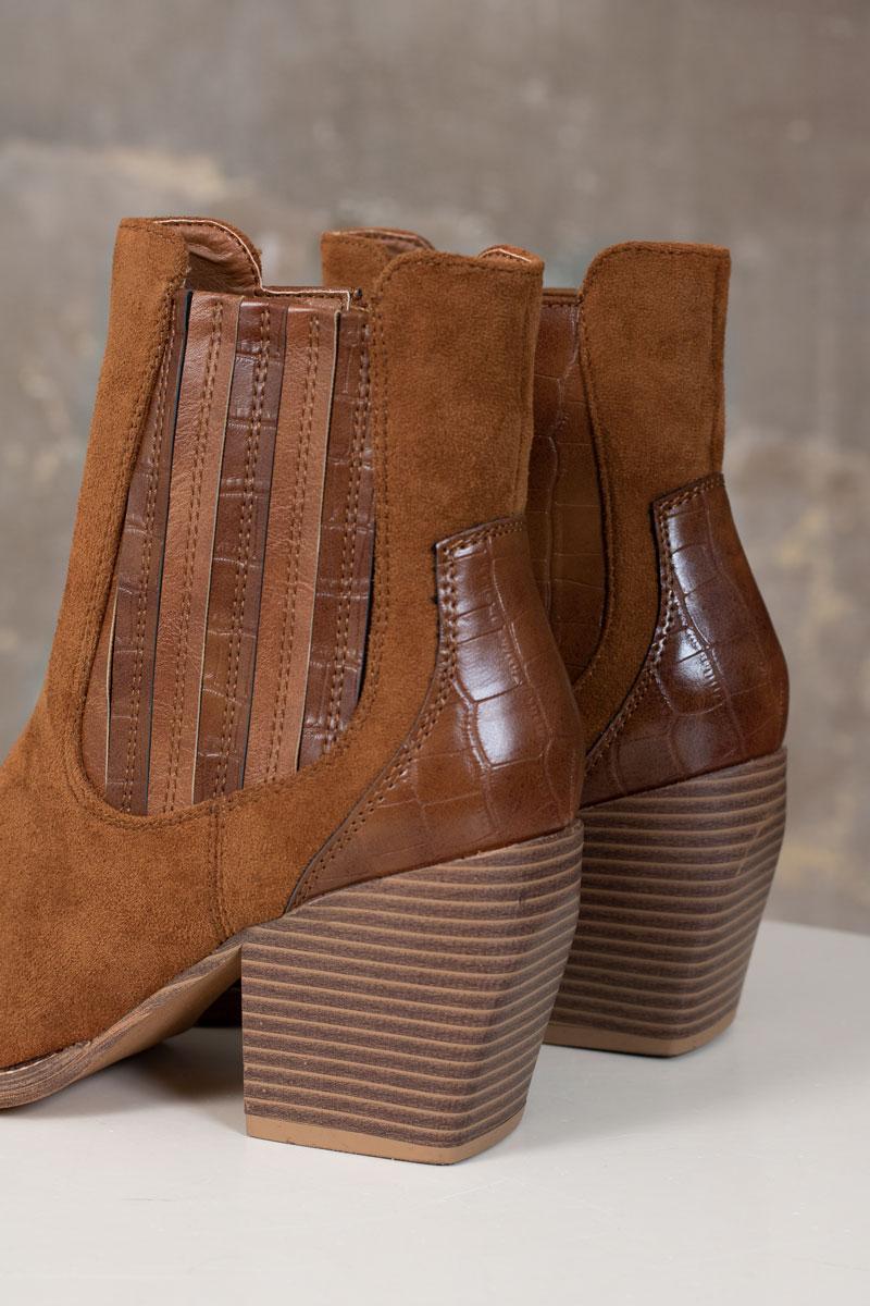 Boots-1541---Camel-detalj