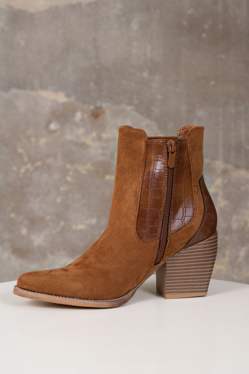 Boots-1541---Camel-sida
