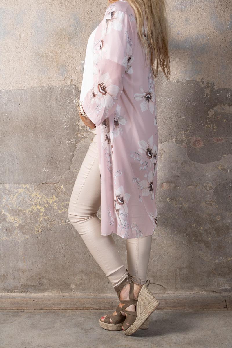Cassie-Kimono---Blommor-rosa-bak
