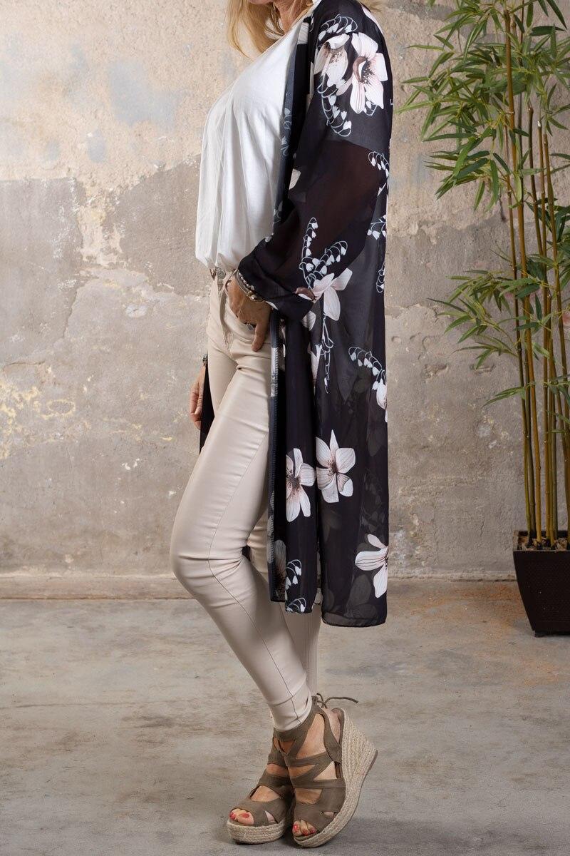 Cassie-Kimono---Blommor-svart-2