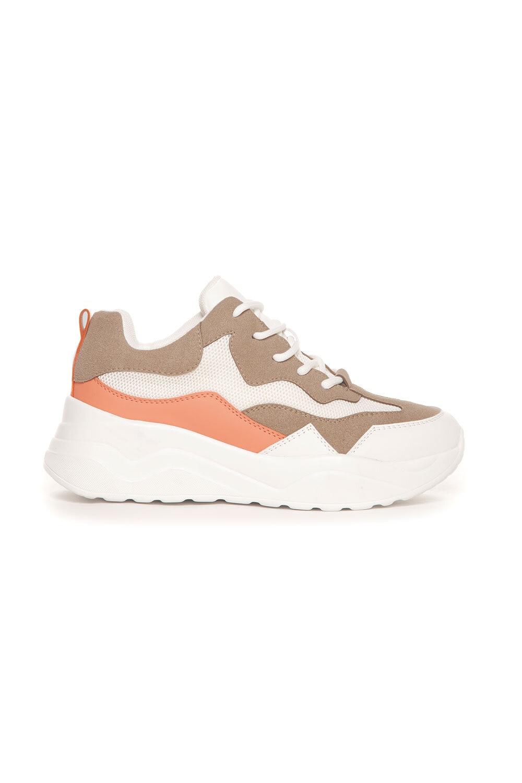 Chunky sneakers - Beige