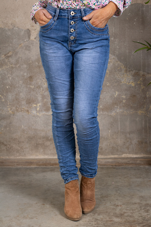 Jeans JW2602 - Ljustvätt