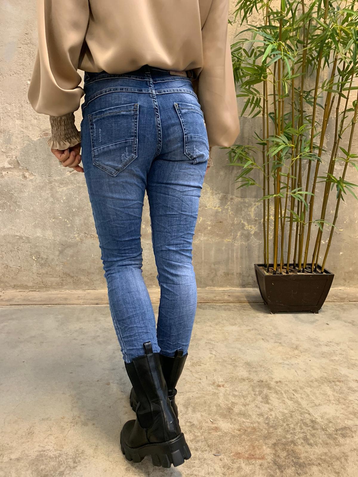 Jeans JW2648 - Denim bak
