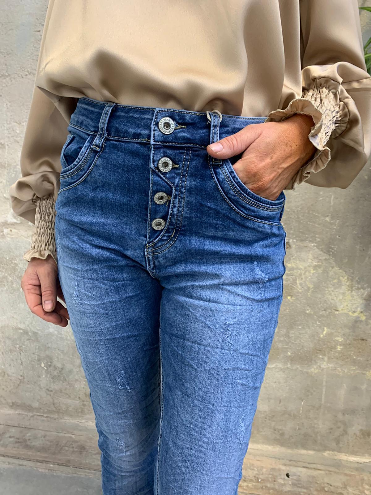Jeans JW2648 - Denim fram