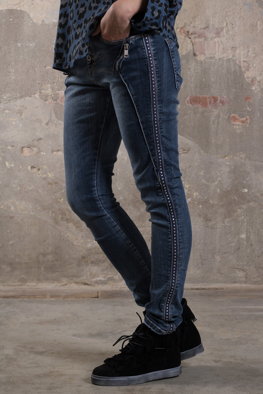 Jeans L2018 - Nitrevärer och Dragkedjor - Denim 6a9e1f110bcc6