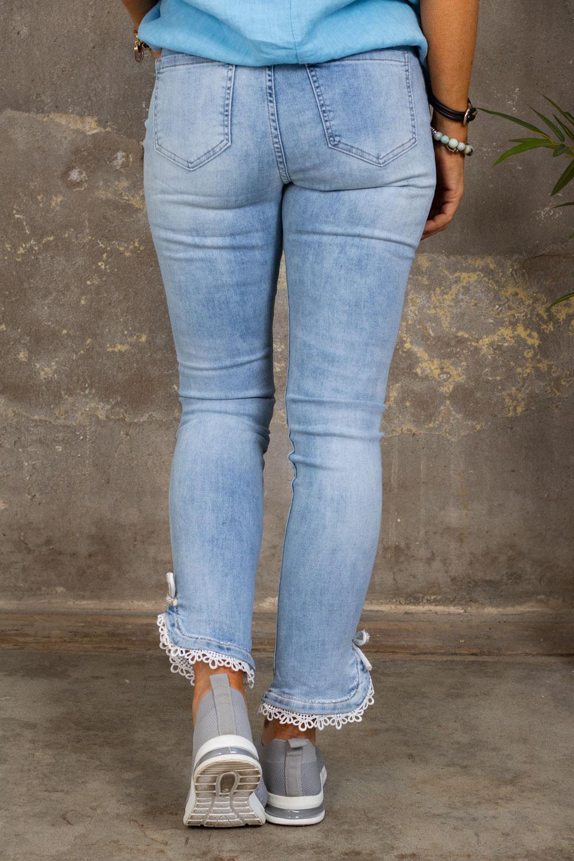 Jeans PSA3198 - Spets & Rosett - Ljustvätt