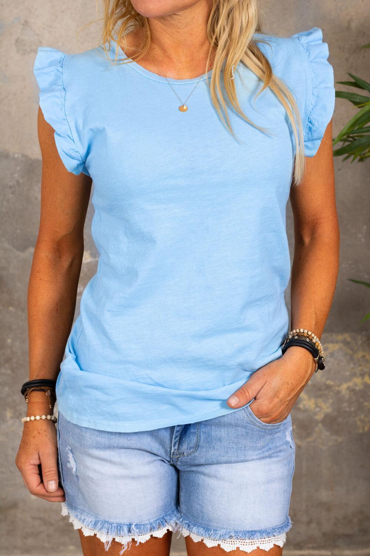 Roxy mjukistopp - Volanger - Sky blue