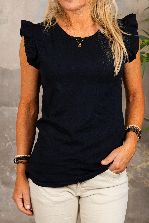 Roxy mjukistopp - Volanger - Svart