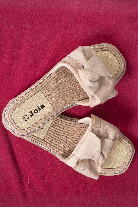 Sandaler LS-101- Rosett - Beige