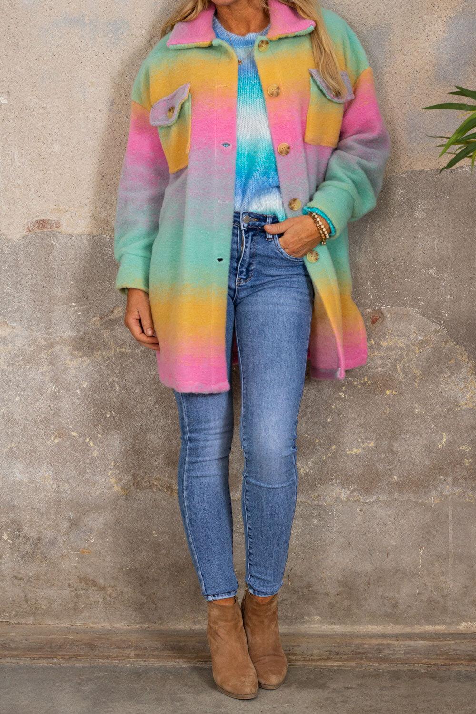 Vårjacka - Rainbow