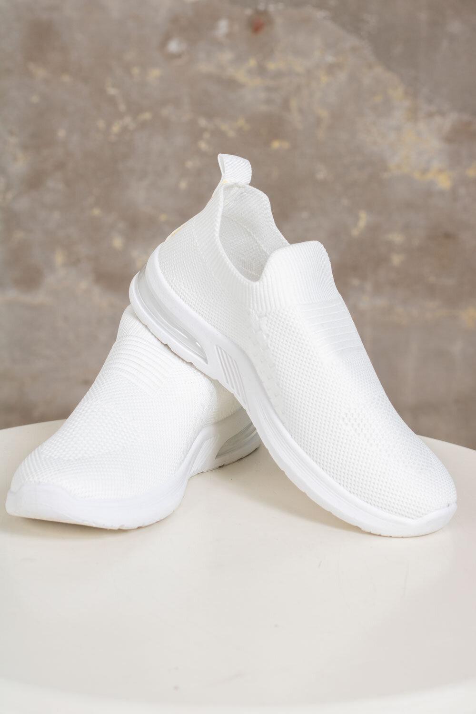 Sneakers 886 - Vit