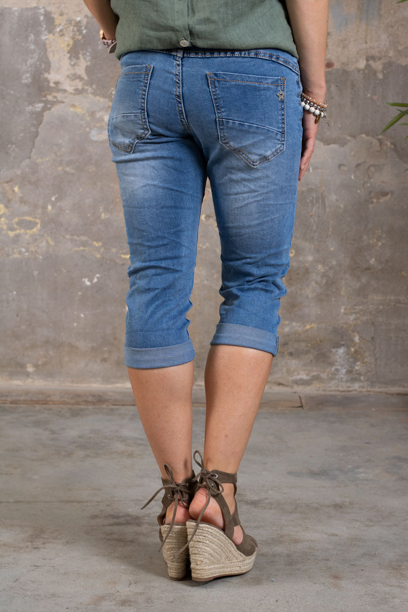 Trekvartsjeans-PC9332---Denim-bak